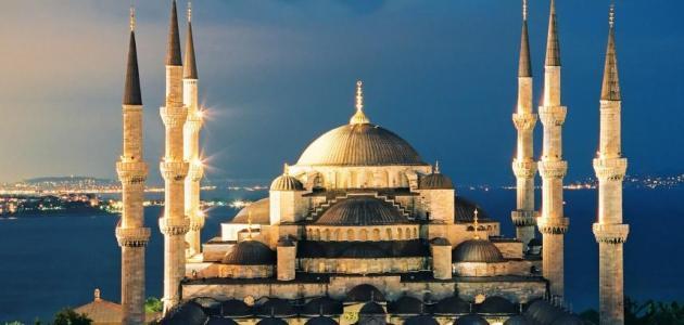 من أروع المساجد في العالم