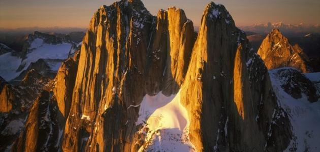 معلومات عن الجبال والهضاب والسهول
