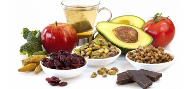 أطعمة تحتوي على فيتامين هـ