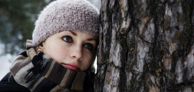 أعراض اكتئاب الشتاء