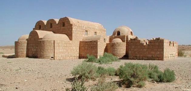 معلومات عن قصر الحرانة