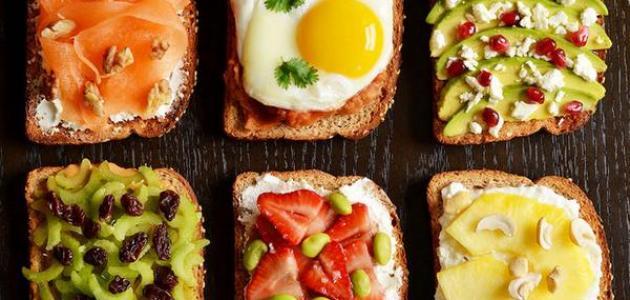 إعداد وجبات إفطار