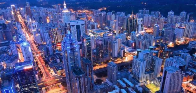 معلومات عن مدينة شنزن الصينية