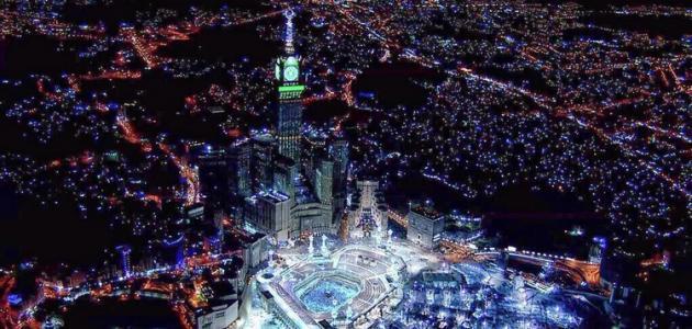 مواصفات ساعة مكة