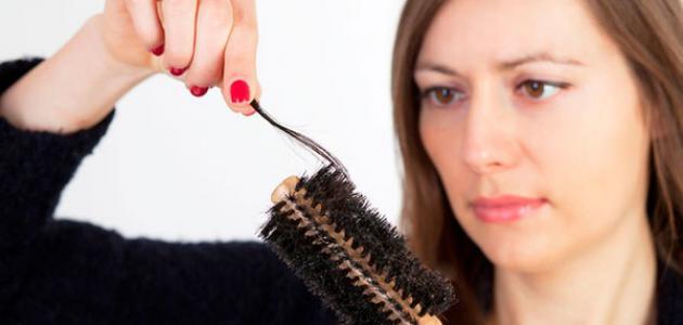 الفيتامين الذي يمنع تساقط الشعر