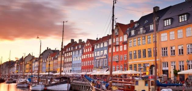 معلومات عن مدينة كوبنهاجن