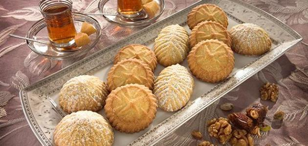 حلويات العيد دون بيض