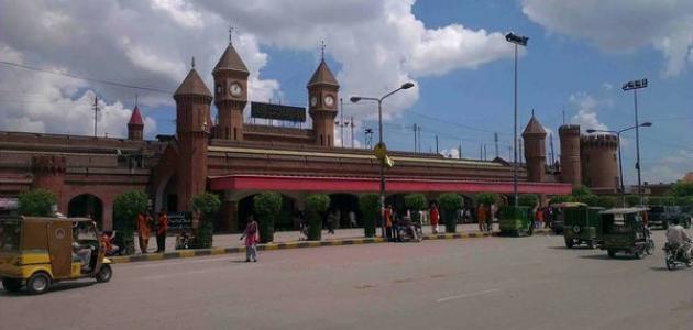 معلومات عن مدينة لاهور