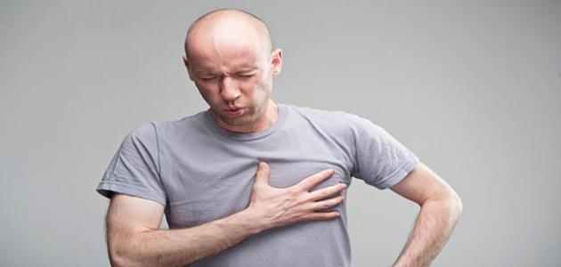 أعراض بداية جلطة القلب