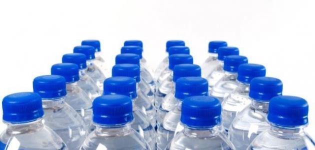 ما هي المياه المعدنية