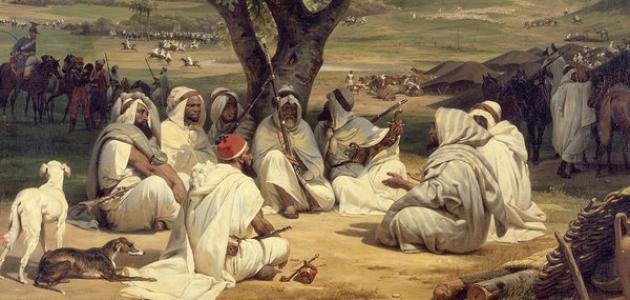 العالم قبل بعثة الرسول صلى الله عليه وسلم