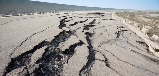 ما هي الزلازل