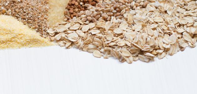 ما هي الحبوب الكاملة