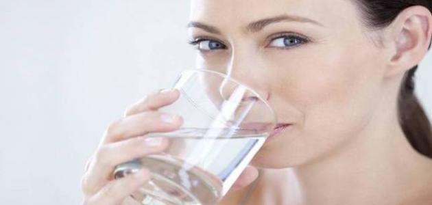 فوائد شرب الماء للكبد