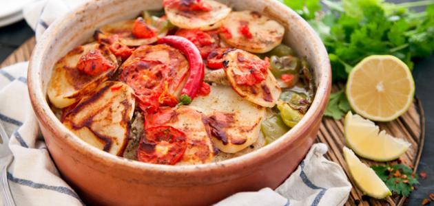 أطباق سمك مغربية