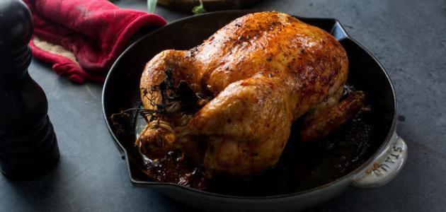 أطباق الدجاج بطرق مختلفة