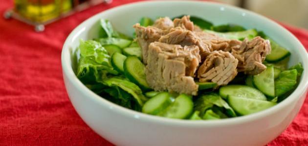 أطباق سمك التونة