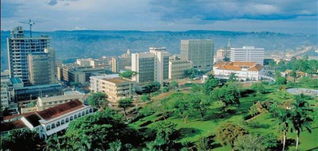 معلومات عن مدينة أوغندا