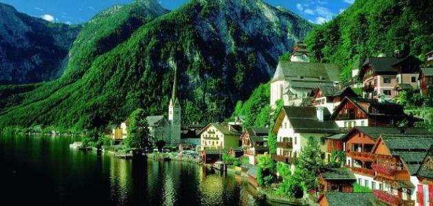 معلومات عن مدينة النمسا
