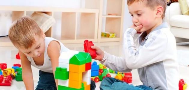 الطفل وعالم الألعاب والابتكار