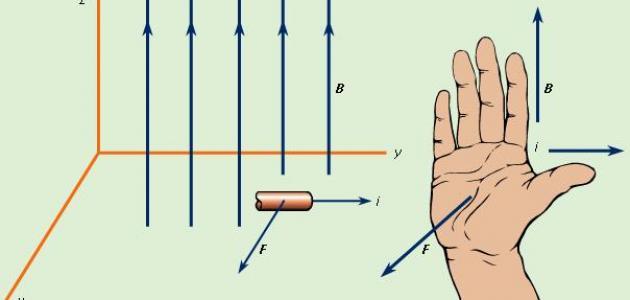 قانون القوة المغناطيسية