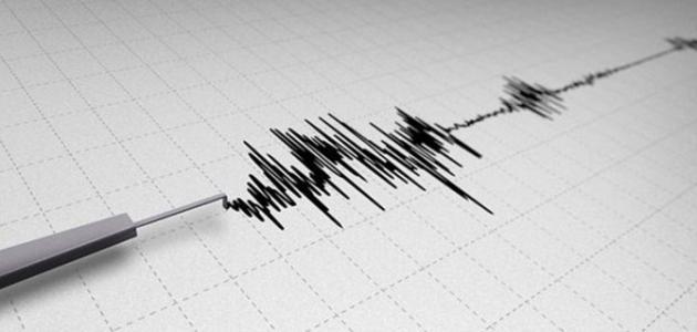 تعريف قوة الزلزال