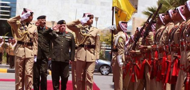 عيد الجيش في الأردن
