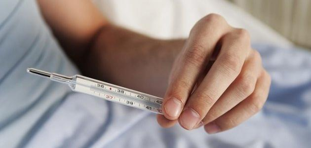المحافظة على درجة حرارة الجسم