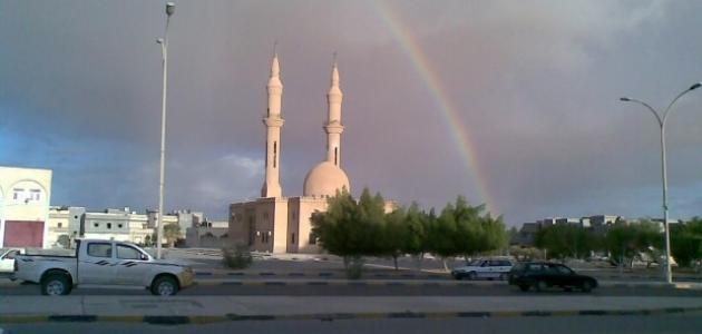 مدينة أجدابيا في ليبيا