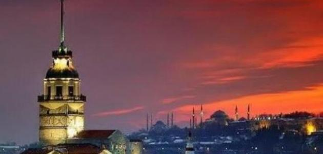 معلومات عن مدينة إسطنبول في تركيا