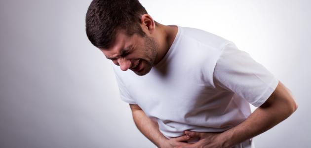 أعراض تضخم الكبد وعلاجه