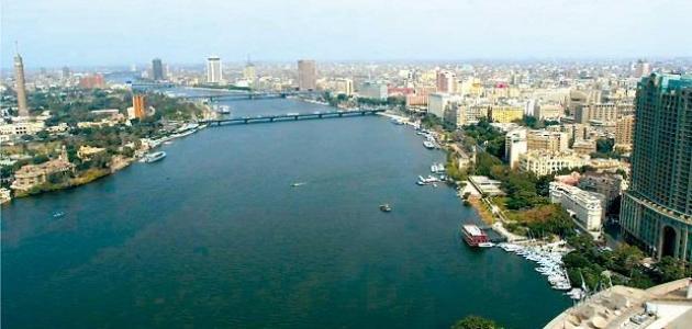 تقرير عن أهمية نهر النيل