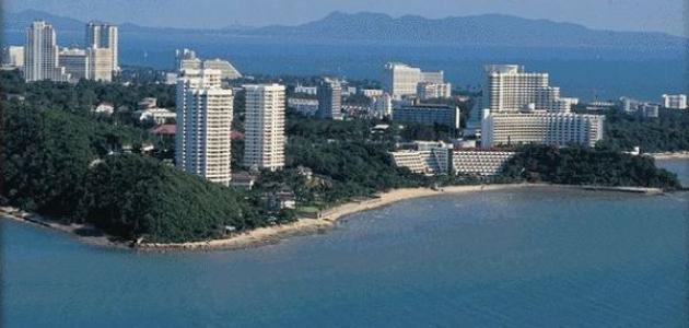 مدينة باتايا في تايلند