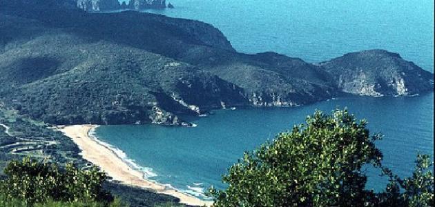 مدينة بجاية في الجزائر