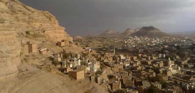مدينة جبن في اليمن