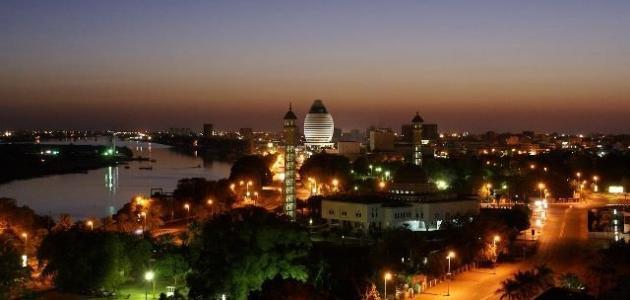 مدينة شندي في السودان