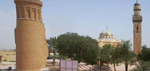 مدينة الزبير في العراق