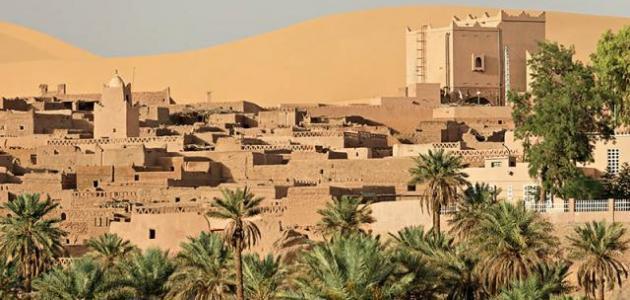 ولاية بشار في الجزائر