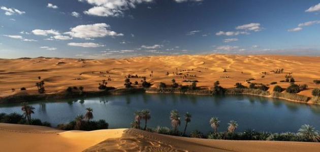 مدينة سبها الليبية