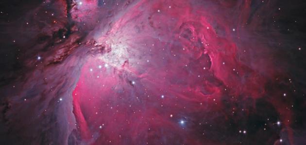 مراحل ولادة النجم