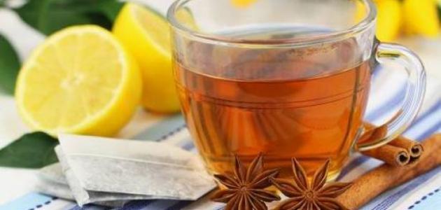 مشروبات ساخنة لعلاج الكحة