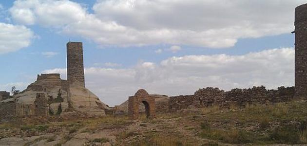 مدينة ثلاء التاريخية