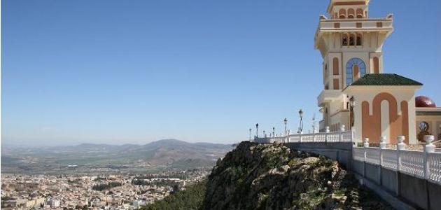 مدينة تلمسان في الجزائر