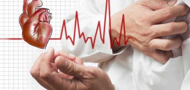 أعراض أمراض شرايين القلب