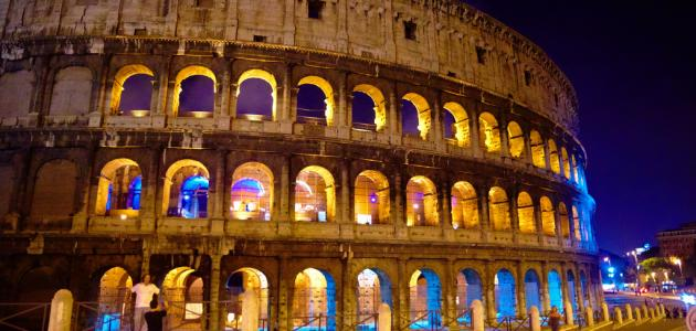 ما هي روما