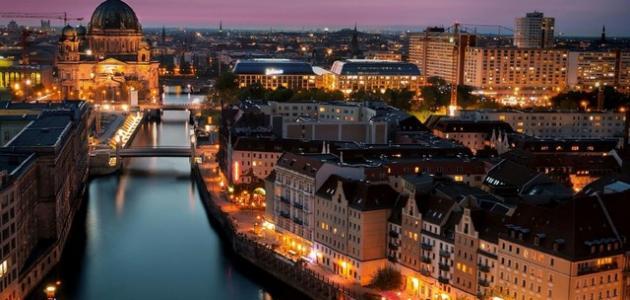 مدينة برلين في ألمانيا
