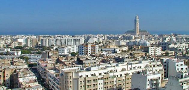 مدينة سطات بالمغرب
