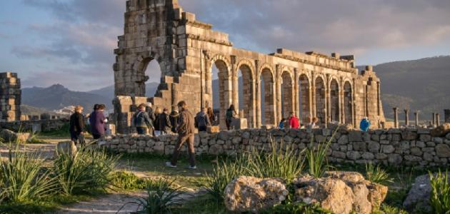 مدينة سياحية في المغرب