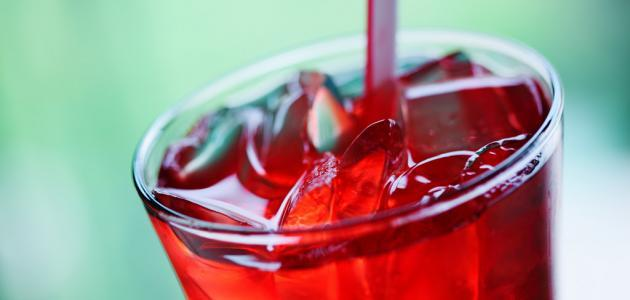 فوائد عصير الكركديه للأطفال