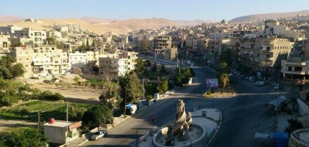 مدينة التل السورية